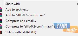 File Kill Ekran Görüntüleri - 2