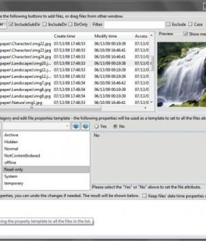 File Property Edit Free Ekran Görüntüleri - 3