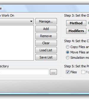 FileSieve Ekran Görüntüleri - 2