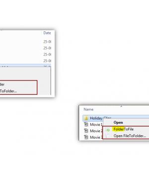 FileToFolder Ekran Görüntüleri - 3