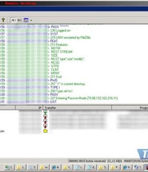 FileZilla Server Ekran Görüntüleri - 2