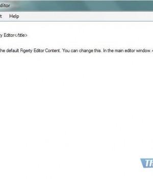 Fingerty Editor Ekran Görüntüleri - 1
