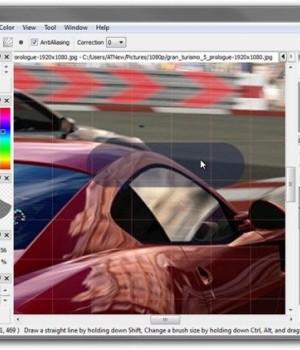 FireAlpaca Ekran Görüntüleri - 1