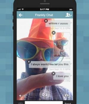 Frankly Messenger Ekran Görüntüleri - 2