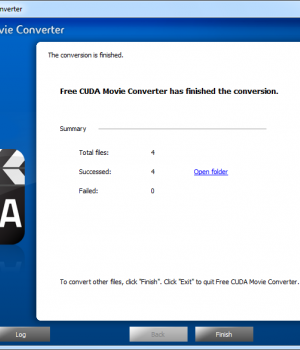 Free CUDA Movie Converter Ekran Görüntüleri - 1