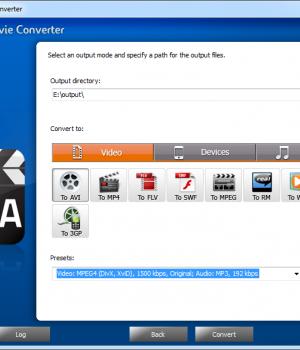 Free CUDA Movie Converter Ekran Görüntüleri - 3