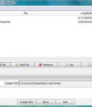 FreeStar Burner-DVD Software Ekran Görüntüleri - 2