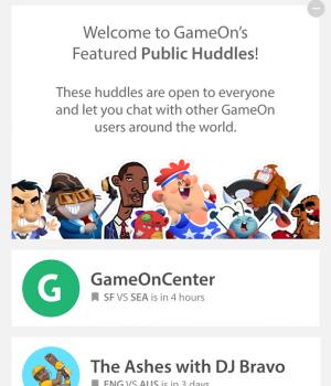 GameOn Ekran Görüntüleri - 5