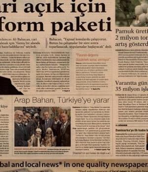 Gazete Manşetleri Ekran Görüntüleri - 3