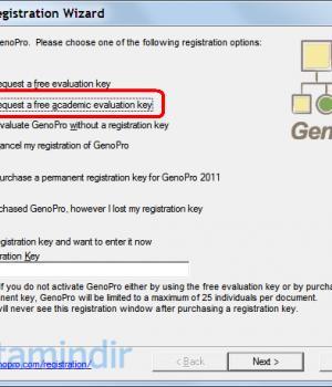 GenoPro Ekran Görüntüleri - 1