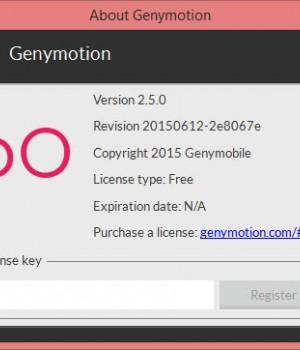 Genymotion Ekran Görüntüleri - 1