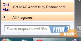 Get Mac Address Ekran Görüntüleri - 2