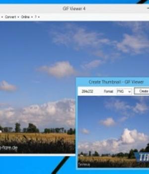 GIF Viewer Ekran Görüntüleri - 1