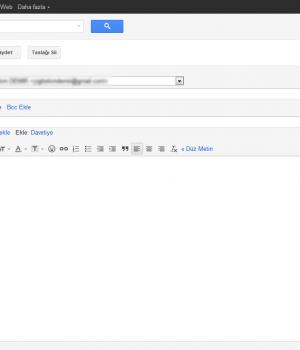 Gmail Ekran Görüntüleri - 1