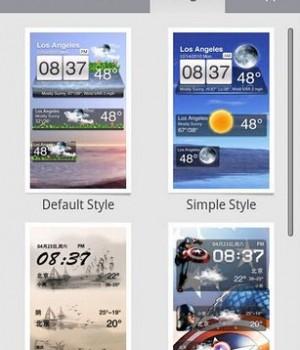 GO Weather Ekran Görüntüleri - 4
