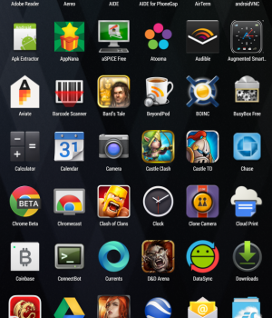 Google Experience Launcher Ekran Görüntüleri - 4