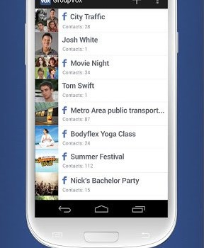 GroupVox Ekran Görüntüleri - 3