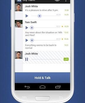 GroupVox Ekran Görüntüleri - 5