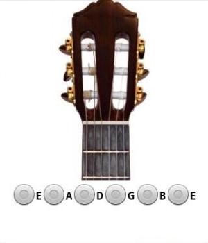Guitar Tuner Ekran Görüntüleri - 2
