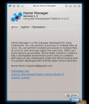 Hamsi Manager Ekran Görüntüleri - 1