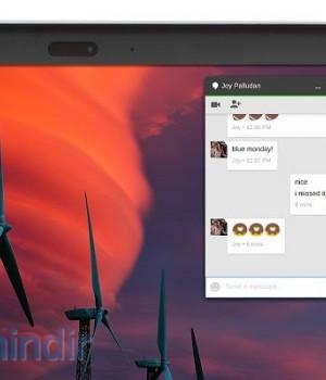 Hangouts Ekran Görüntüleri - 2