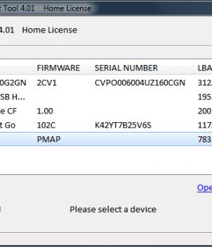 HDD Low Level Format Tool Ekran Görüntüleri - 1