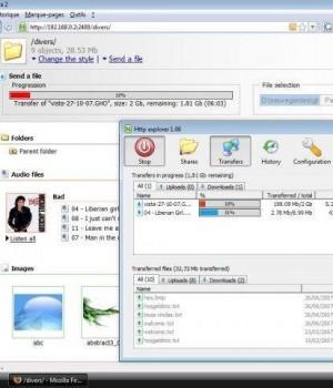 Http Explorer Ekran Görüntüleri - 2