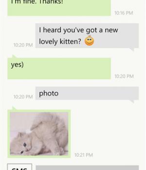 ICQ Ekran Görüntüleri - 1