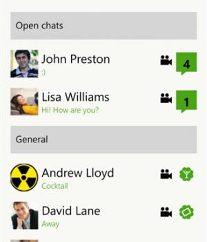 ICQ Ekran Görüntüleri - 2