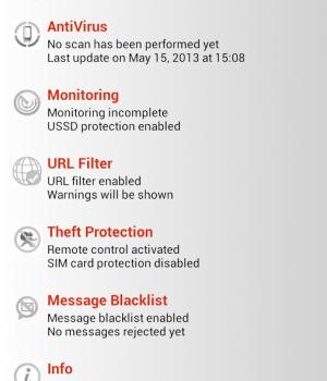 IKARUS mobile.security Ekran Görüntüleri - 2