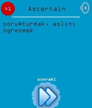 İngilizce Kelimeler Ekran Görüntüleri - 2