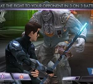 Injustice: Gods Among Us Ekran Görüntüleri - 1
