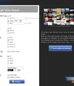 InstaCover Ekran Görüntüleri - 3