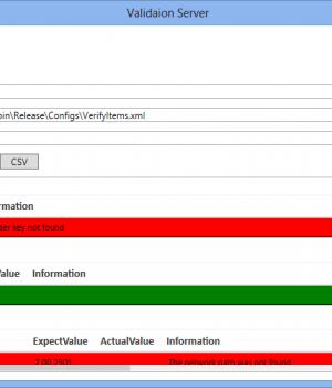 Install Verify Tool Ekran Görüntüleri - 1