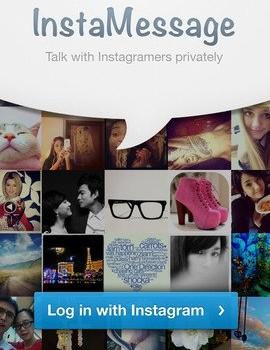 InstaMessage Ekran Görüntüleri - 1