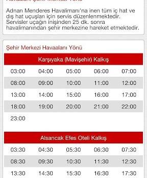 İzmir Ulaşım Ekran Görüntüleri - 2