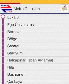 İzmir Ulaşım Ekran Görüntüleri - 5
