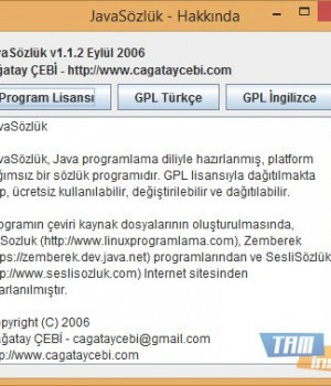 JavaSözlük Ekran Görüntüleri - 2