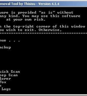 Junkware Removal Tool Ekran Görüntüleri - 1