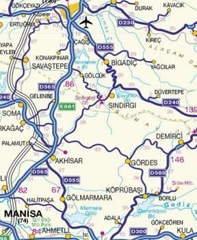 Karayolları Haritası Ekran Görüntüleri - 3