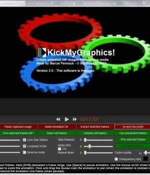 KickMyGraphics! Ekran Görüntüleri - 3