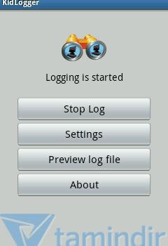 KidLogger Ekran Görüntüleri - 5