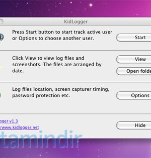 KidLogger Ekran Görüntüleri - 4