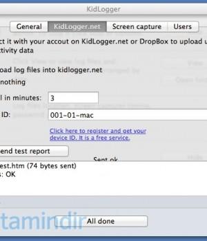 KidLogger Ekran Görüntüleri - 3