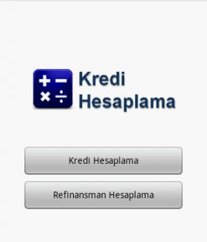Kredi Hesaplama Ekran Görüntüleri - 3