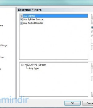 LAV Filters Ekran Görüntüleri - 1