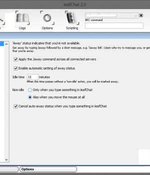 leafChat Ekran Görüntüleri - 3