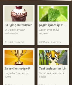 LinguaLeo Ekran Görüntüleri - 4
