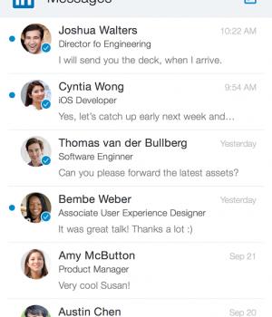 LinkedIn Lookup Ekran Görüntüleri - 3