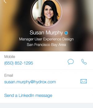 LinkedIn Lookup Ekran Görüntüleri - 2